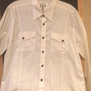 Guess Jeans white shirt